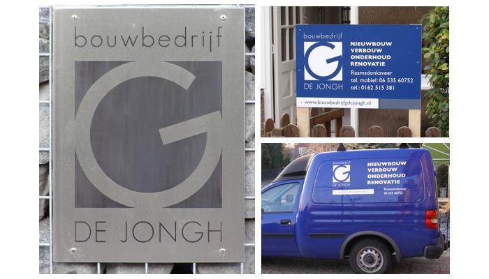 Bouwbedrijf G. de Jongh