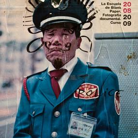 Fotografie poster Madrid - by Gworks Oosterhout