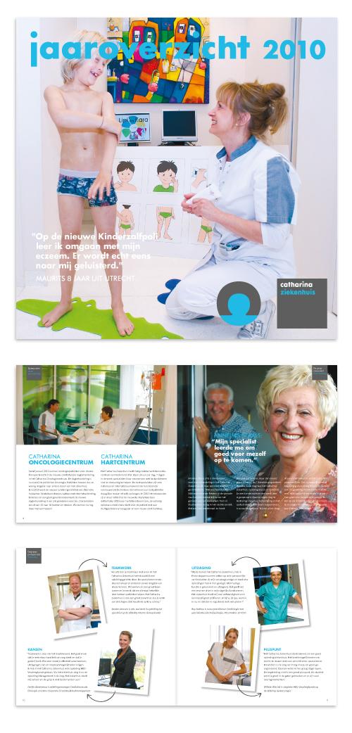 Jaardocument Catharina Ziekenhuis Eindhoven | Gworks