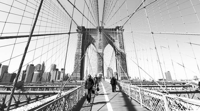 Brooklyn Bridge – New York