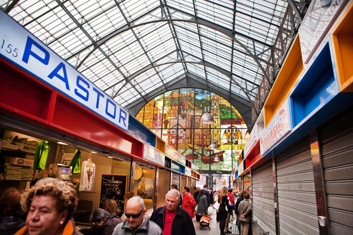Mercado Atarazanas – Málaga