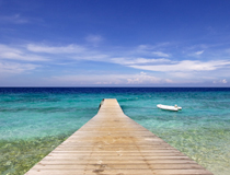 Blue – Curacao