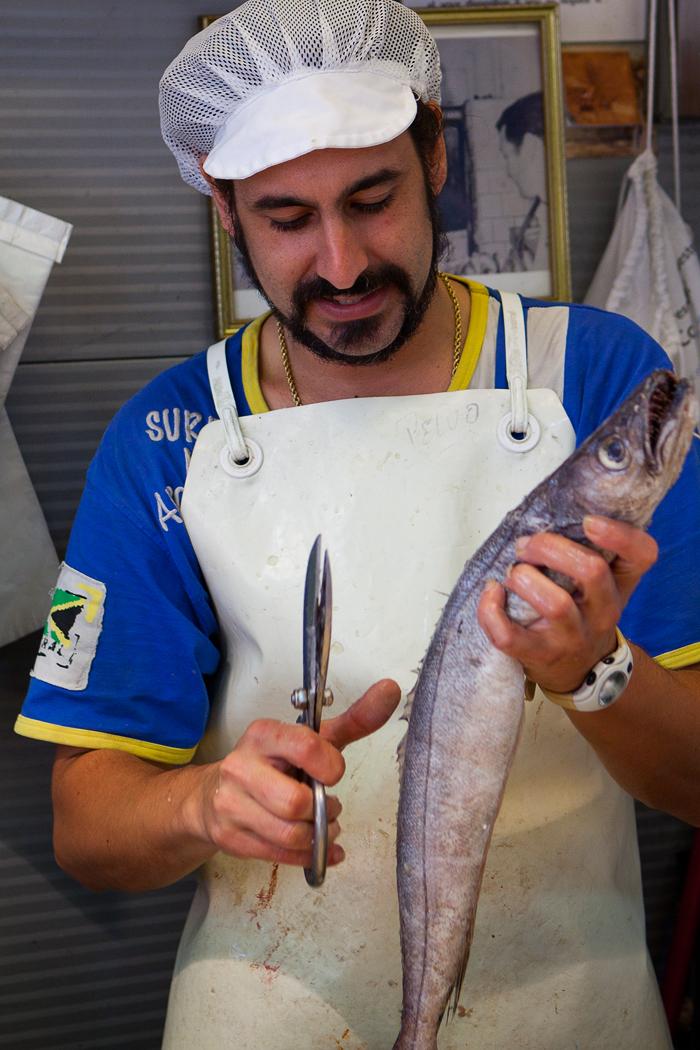 Fish – Mercado Malaga