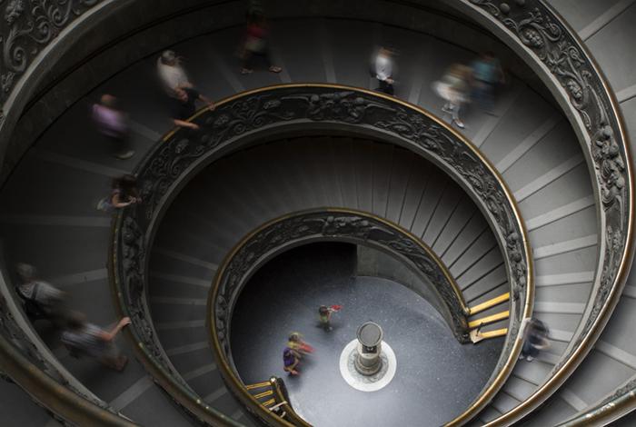 Steps – Rome
